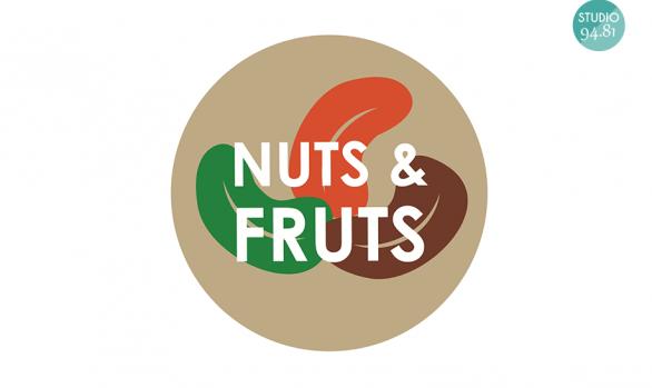 Logo ontwerp / Nuts & Fruts