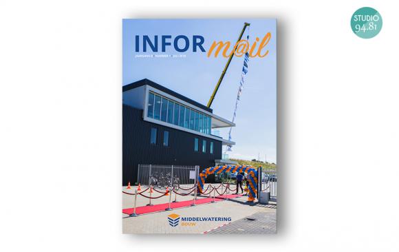 Personeelsmagazine / Middelwateringbouw