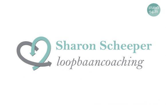Huisstijl ontwerp / Sharon Scheeper Loopbaancoaching